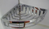 Vado Chrome Removable Corner Accessory Basket - 01016140